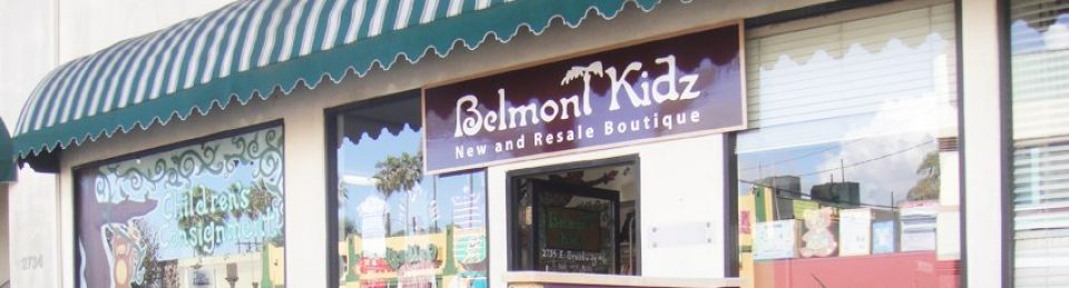 Belmont Kidz Consignment Boutique